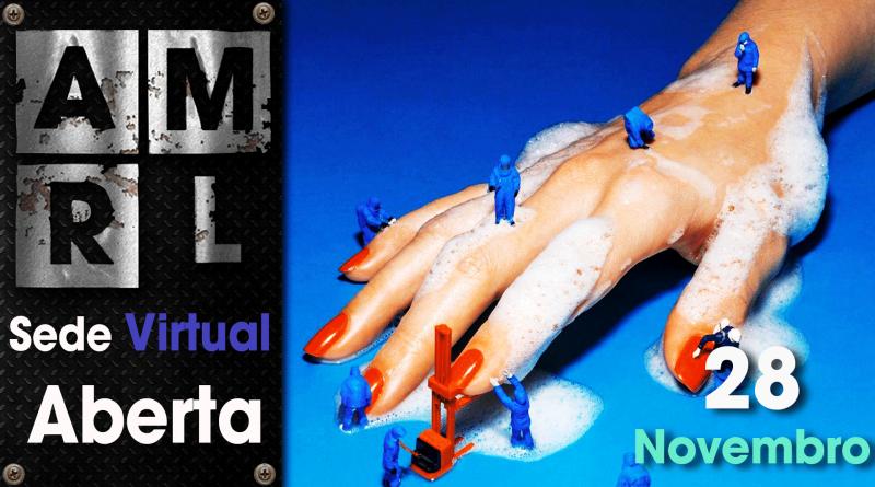 AMRL Sede Virtual aberta 28/11/2020